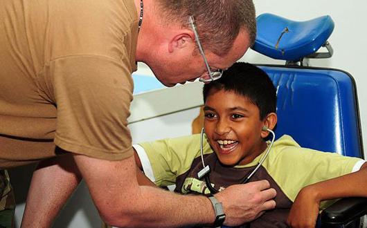 Ejercicios mejoran recuperación de niños con parálisis cerebral