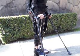 Clínica pone a disposición de pacientes un exoesqueleto biónico