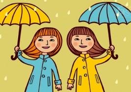 """""""Mi vida pertenece a mis gemelas ambas con parálisis cerebral de nacimiento"""""""