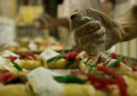 Receta mexicana para preparar Rosca de Reyes