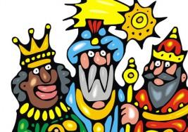 Reyes Magos enseñan a superar la mediocridad: Papa