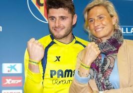 El equipo de fútbol Villarreal se solidariza con los afectados por parálisis cerebral