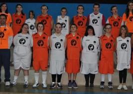 Partido de baloncesto inclusivo