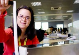 Fundación Randstad y santalucía seguros se comprometen con las personas con síndrome de Down