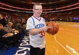 Kevin Grow, el primer NBA con Síndrome de Down, ahora por los Globetrotters