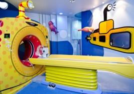 10 Hospitales decorados para niños y niñas