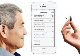 Matrimonio entre tecnología médica y Apple un paso futuro para las personas con problemas auditivos