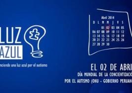 """""""Luz Azul"""", la campaña que busca crear conciencia sobre el autismo"""