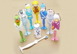 Crean cepillos dentales para niños con síndrome de Down