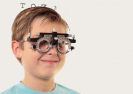 Estudian vista en niños con síndrome de Down