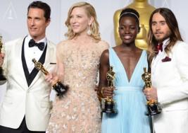 Oscars 2014 con un sazón muy mexicano