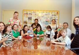 Crean departamento para personas con síndrome de Down en Arepe