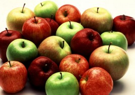 Recaudan más de 60.000 euros con manzanas en una campaña contra la esclerosis múltiple