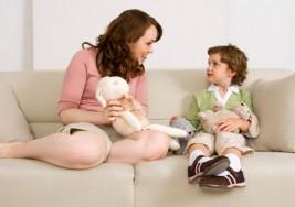 Cómo hablar de sexo con los niños