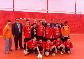 Futbolistas con síndrome de Down de ASSIDO gana el campeonato 'Álvaro del Bosque'