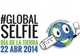 """La NASA nos invita a hacer una """"selfie"""" global por el Día de la Tierra"""