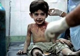 """""""Voy a contarle todo a Dios"""", las últimas palabras de un niño sirio antes de morir"""