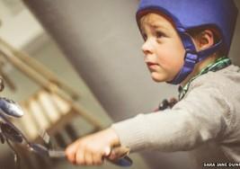 Fotografías para desafiar los mitos sobre los niños con autismo