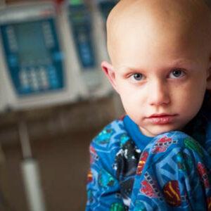 Venciendo el cáncer en la infancia