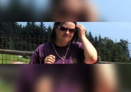 Cristina, con síndrome de Down, lleva casi 10 años consagrada en el Orden de las Vírgenes