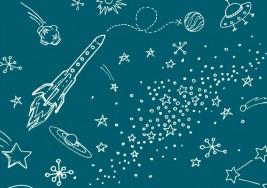 Un taller de astronomía para invidentes acercó los secretos del universo a quienes no ven