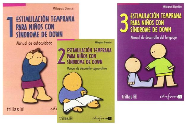 Libro – Estimulación temprana para niños con Síndrome de Down