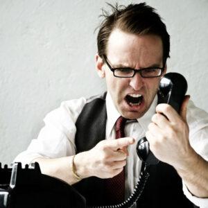 Abuso verbal en el trabajo