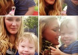 Madre responde a 'troll' que se burló de su hijo con Síndrome de Down