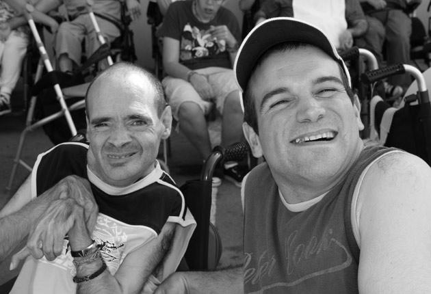 Confederación Aspace incentiva la inclusión social de las personas con parálisis cerebral