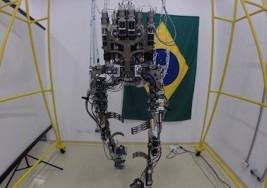 Un hombre parapléjico será el primero en patear el balón en el Mundial de Brasil