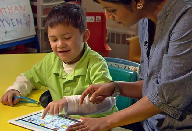 Resultado de imagen para integracion escolar autismo