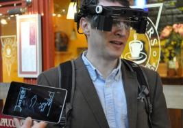 Unas gafas inteligentes para mejorar la visión de personas con alta debilidad visual