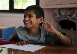 """Límites para niños sordos son un """"tabú"""""""