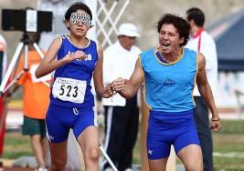 Jaliscienses suman medallas en Atletismo para Ciegos y Débiles Visuales