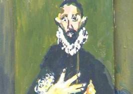 Una exposición recoge la mirada de personas con Síndrome de Down de cuadros de El Greco