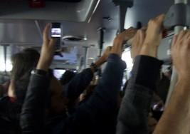 Ayudar a los ciegos en los transportes colectivos con el celular