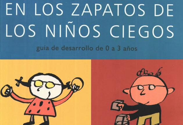 Libro: En los zapatos de los niños ciegos
