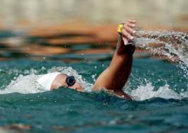 Realiza equipo mexicano de natación con síndrome de down, selectivo en Morelia