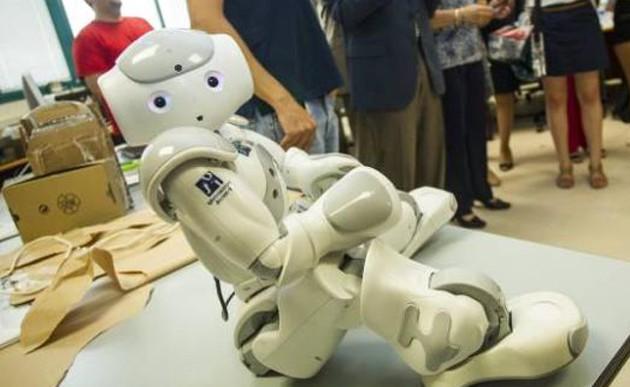 Robots para tratar el autismo