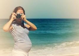 Las vacaciones de la futura mamá: sigue estos consejos si estás en el último trimestre de embarazo.