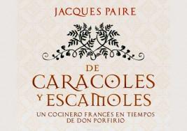 Libro – De Caracoles y Escamoles