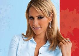 La presentadora Inés Sainz sufre por la esclerosis múltiple de su madre