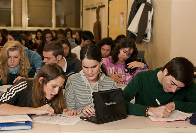 El 99% de alumnos con ceguera o discapacidad visual estudian en centros ordinarios en Madrid