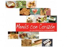 Salud y sabor en 50 recetas cardiosaludables por la Fundación Española del Corazón