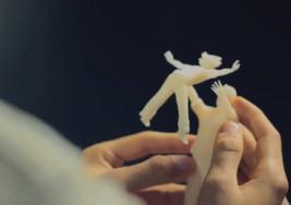 Un experimento permite «ver» fotografías a los ciegos usando impresoras 3D