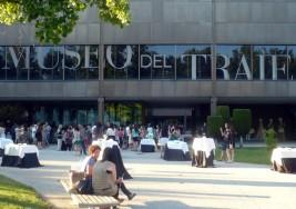 El Museo del Traje, accesible a las personas con ceguera