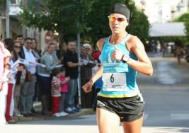 Raquel López, con esclerosis múltiple, aspira a finalizar un triatlón