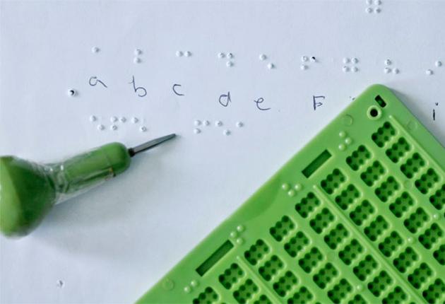 Limitantes en la educación a ciegos