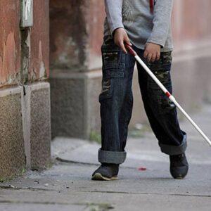 Testimonio de un joven con ceguera total en busca de empleo en Querétaro
