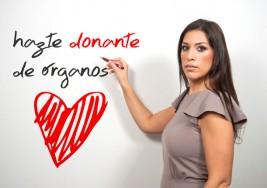 Un donador de órganos puede salvar hasta 8 personas